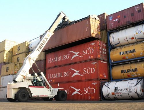 Porto de Santos registra recorde de movimentação de cargas, em agosto